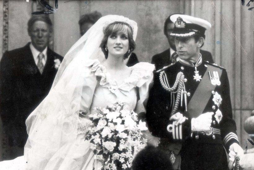 Reedetud printsess: mehed hülgasid Diana isegi pärast surma