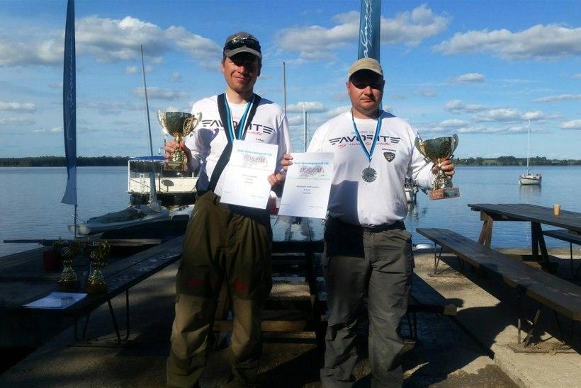 Team Favorite blogi: Eesti MV II koht