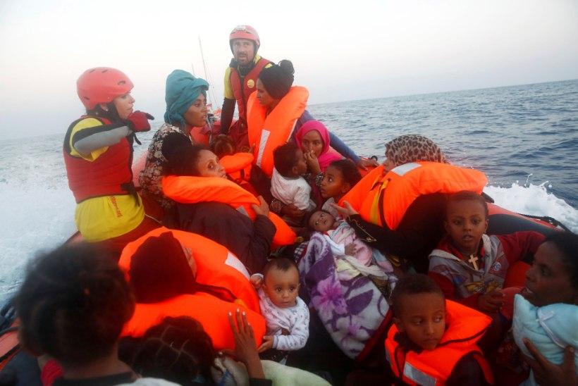 Põgenikevool ei vähene