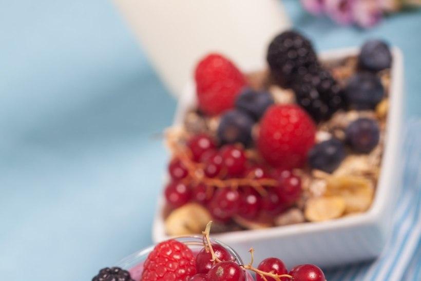Mida peaks sööma argipäeva hommikuti?