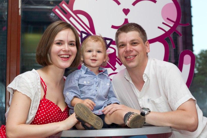 Evelyn Mikomägi poeg on pärinud ema modelligeenid!