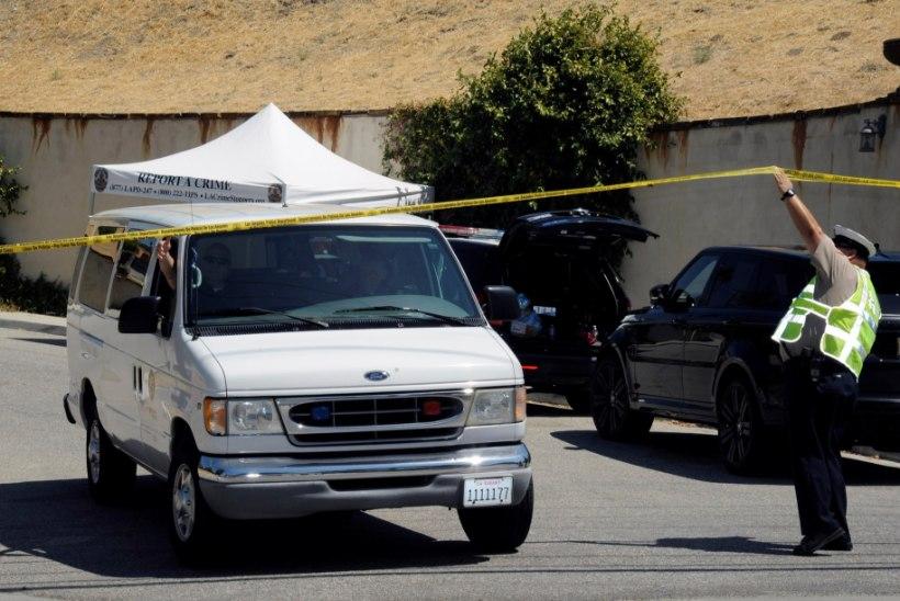 Politsei vahistas naist relvaga näkku sihtinud Chris Browni
