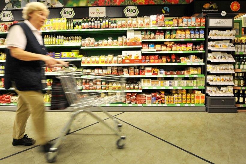 Sakslased: valitsuse soovitus varuda kümneks päevaks toitu õhutab paanikat