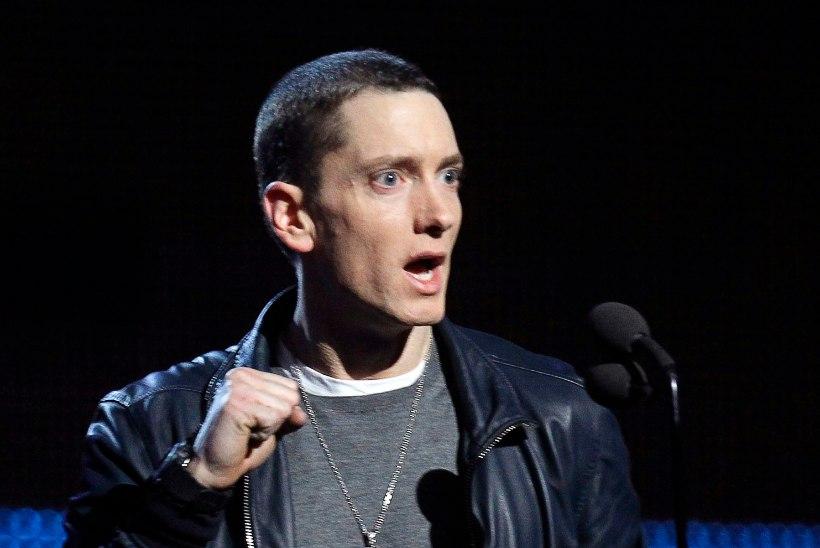 Väide: räpimogul üritas Eminemile kaks korda otsa peale teha