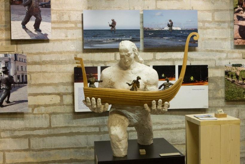 Kalevipoja kuju merre planeerimine peatatud
