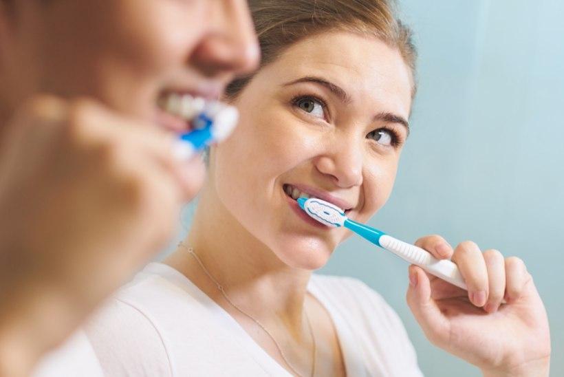 Kümme hambahügieeni põhireeglit