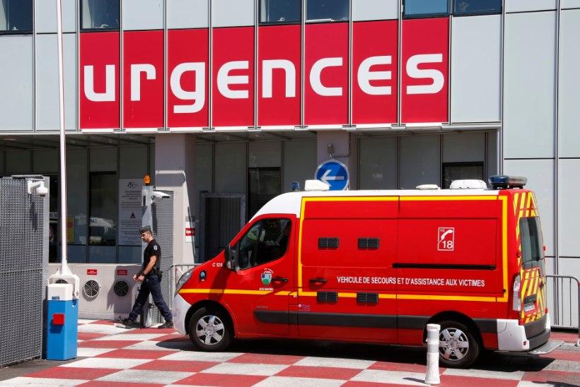 Terrorirünnaku ohvrite arv kasvas: Nice'i haiglas suri 56aastane mees
