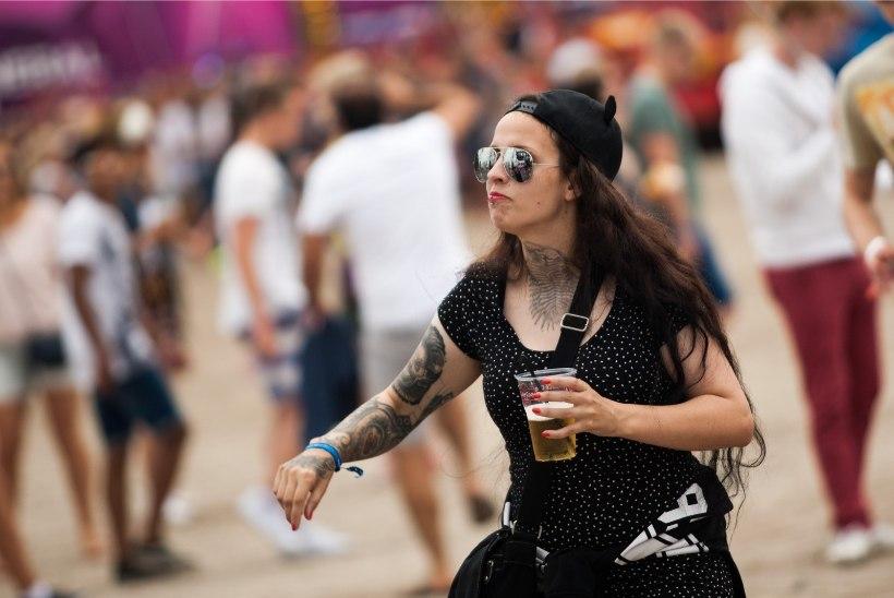 GALERII | Muusika ja möll varaste hommikutundideni ehk Vaata, kuidas möödub Weekend Festivali teine päev!