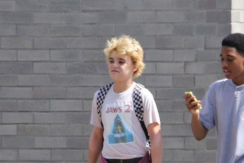 HARULDASED KAADRID: selline näeb välja Johnny Deppi poeg Jack