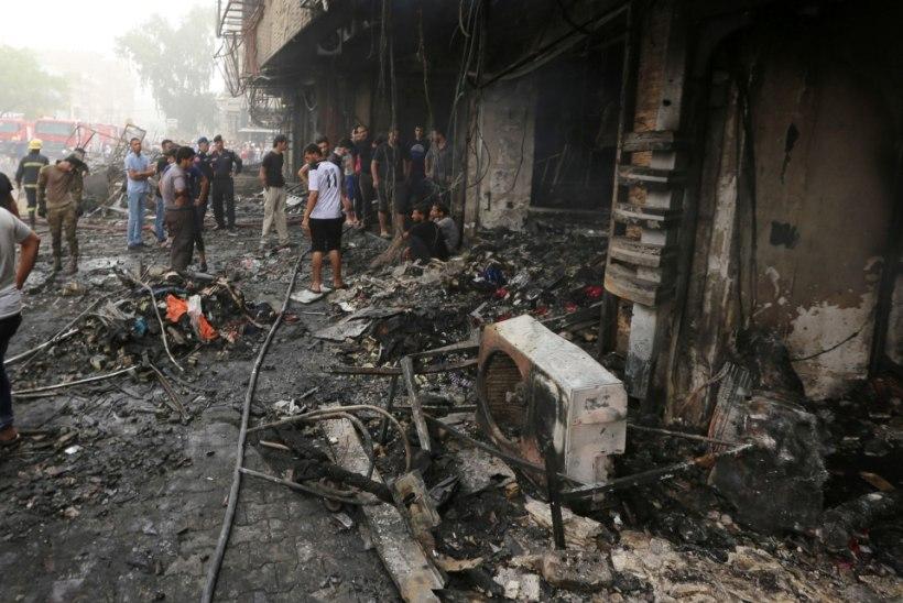 Tuhatkond terroriakti ja tuhanded hukkunud