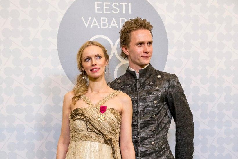 PALJU ÕNNE! Silver Sepp ja Kristiina Ehin said tütre!