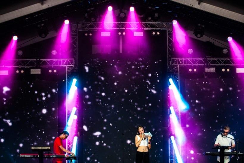 ÕHTULEHE VIDEO | Würffel Weekendist: suured festivalid on alati vinged