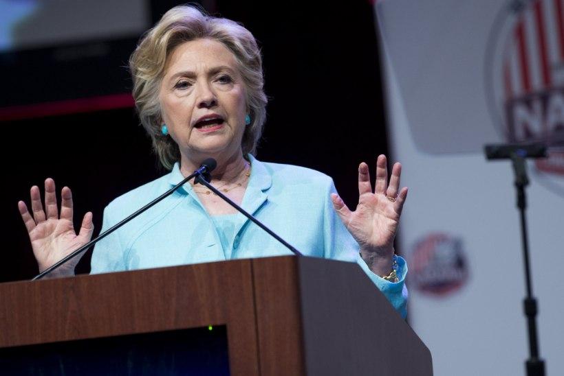 WikiLeaks: Hillary Clinton on müünud ISISele relvi