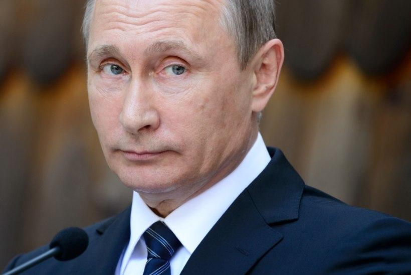 Venemaalaste suhtumine Putinisse muutus jahedamaks