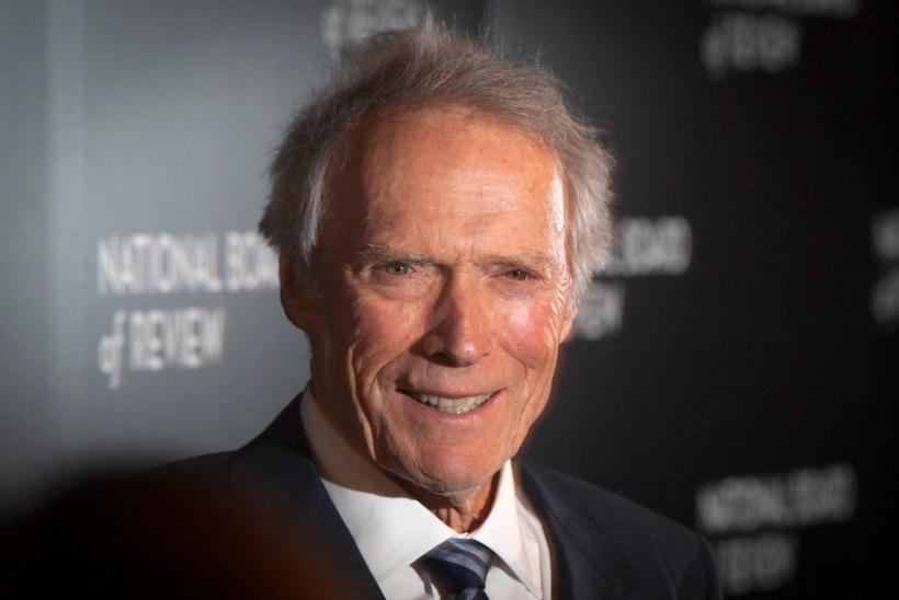 Clint Eastwood: valin Donald Trumpi
