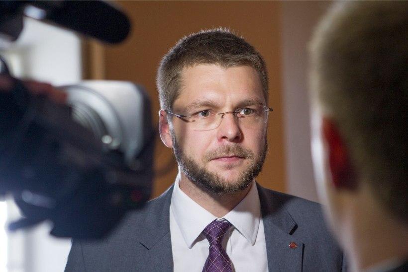 Ossinovski: Me ei poolda lastearstide süsteemi lõhkumist