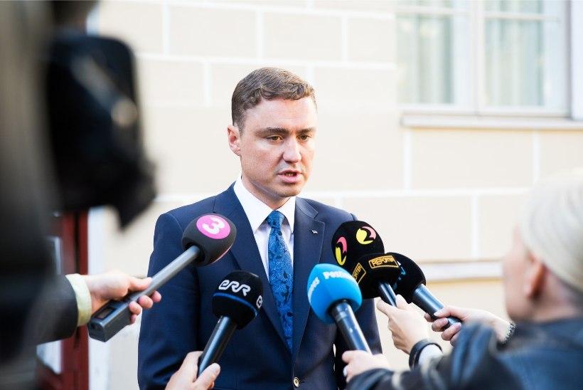 Rõivas palus Kaljurannal partei otsust mitte isiklikult võtta
