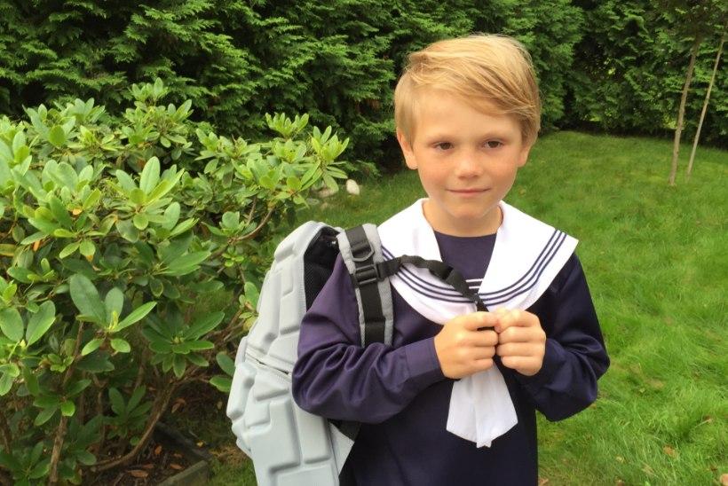 Kristiina Heinmets-Aigro: pisar tuleb silma, kui kuulen juba teise poja aktusel oma kunagise kooli hümni!