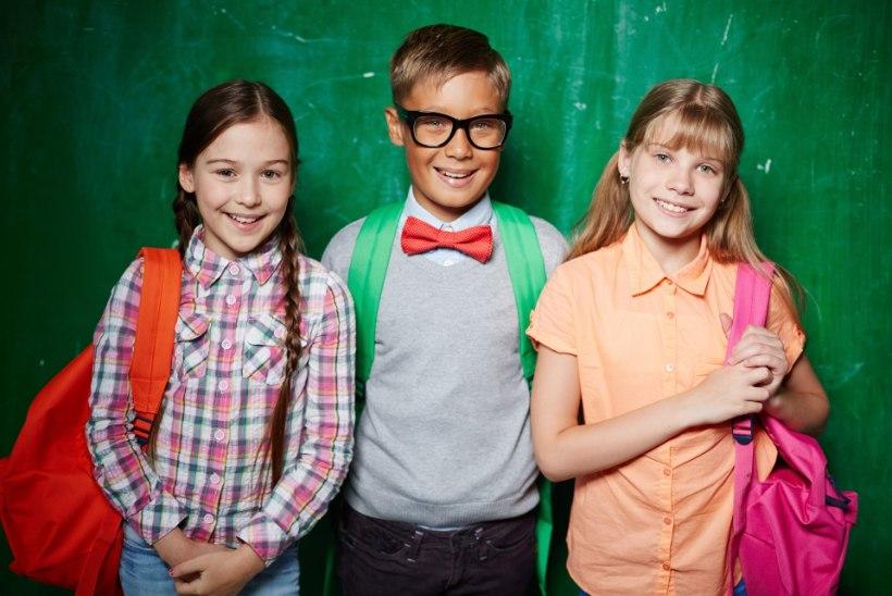 Kolm nippi, mis teevad kooli alguse lihtsamaks!