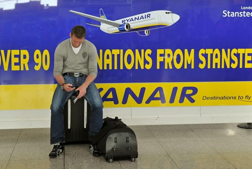 Ära lange ohvriks! Ryanair ei jaga tasuta pileteid, see on petuskeem!