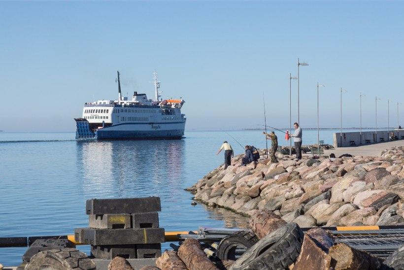 Riikliku laevafirma juht: olime liiga sinisilmsed