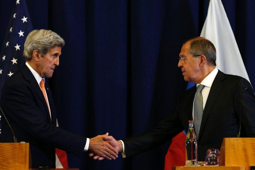 USA ja Venemaa leppisid kokku Süüria relvarahus, plaan jõustub esmaspäevast