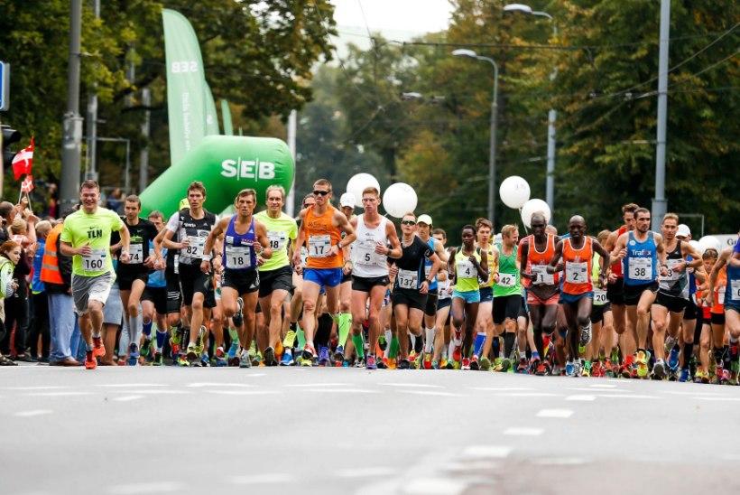 Tiidrek Nurme Tallinna maratonist: ma pole näinud ühelgi rahvaspordiüritusel nii kõva taset kui Eestis!