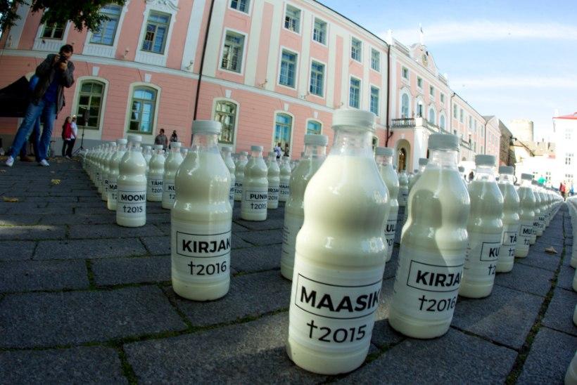 ÕHTULEHE VIDEO | Põllumeeste eestkõneleja leiab, et üliodava piimaga kauplemine tuleks üldse keelata