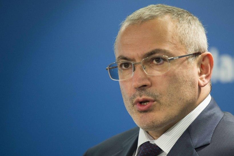 Poliitemigrant Mihhail Hodorkovski otsib Venemaale uut presidenti