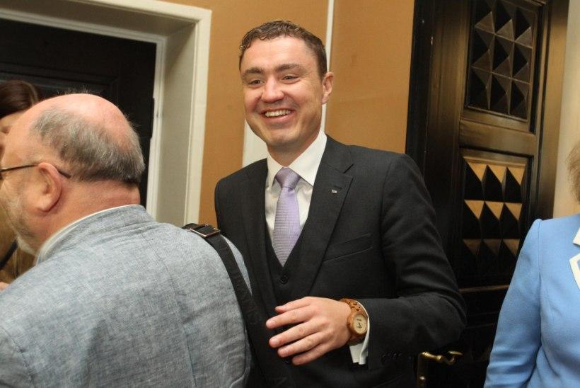 FOTOD | Reformierakond kinnitas Ligi ja Lauri ministrikandidaatideks