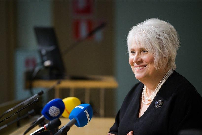 Marina Kaljurand: kohtun kõigi erakondadega, välja arvatud EKRE