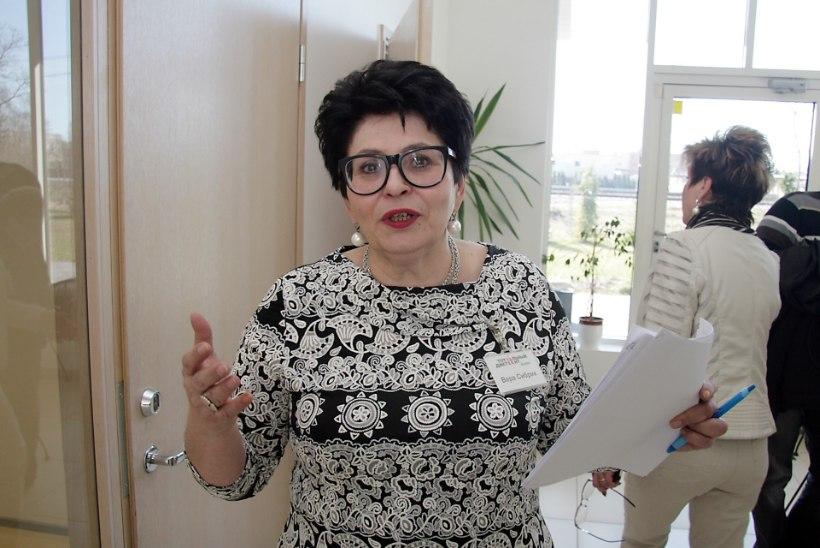 Klassijuhataja: Maris Lauri hiilgas juba kooliajal reaalainetes