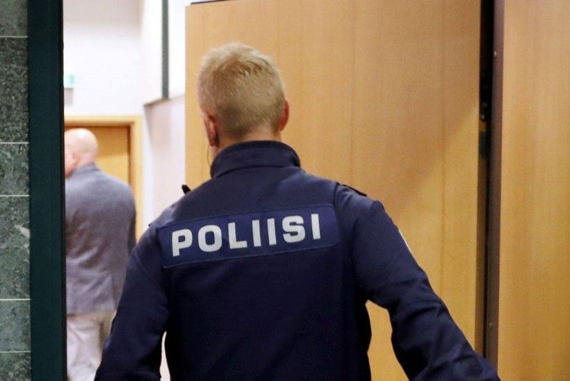 Soome politsei vahistas röövimistes ja tapmises kahtlustatavad iraaklased