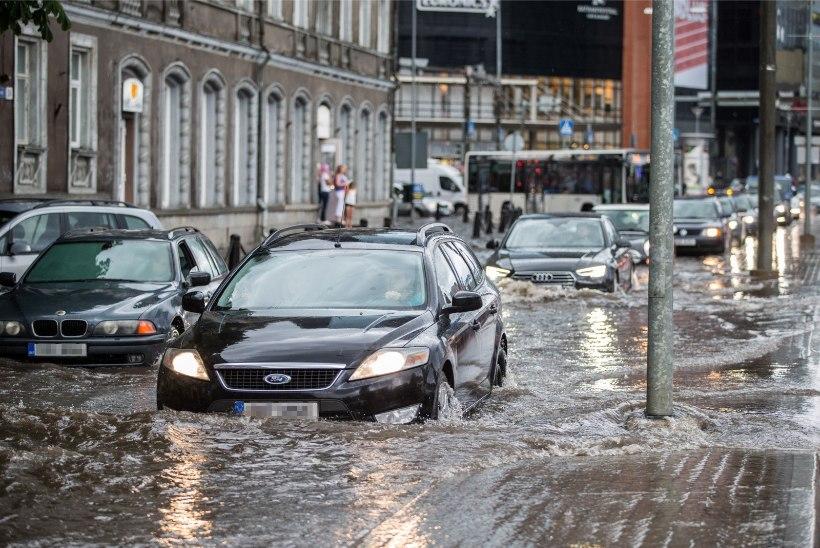 Linn ei hüvita üleujutuse kahjusid