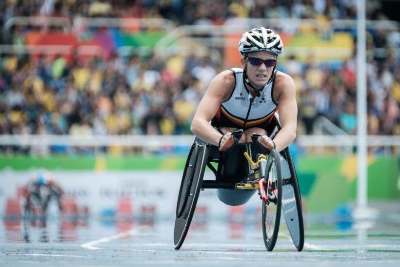 Paraolümpia hõbedanaine Vervoort: aeg eutanaasiaks ei ole veel küps