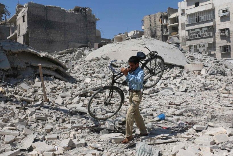 Süürias alanud relvarahu püsib