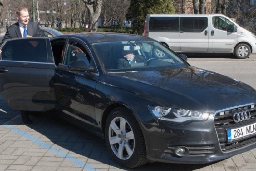 Taavi Rõivas: peaminister ei kontrolli, millise autoga keegi sõidab