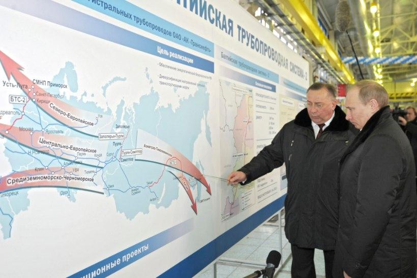 Venemaa keerab transiidikraanid kinni: Balti sadamaid enam ei kasutata