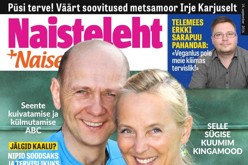 """Erkki Sarapuu utsitab mehi arstile: """"Meie ümbert on lahkunud liiga vara liiga palju toredaid inimesi!"""""""