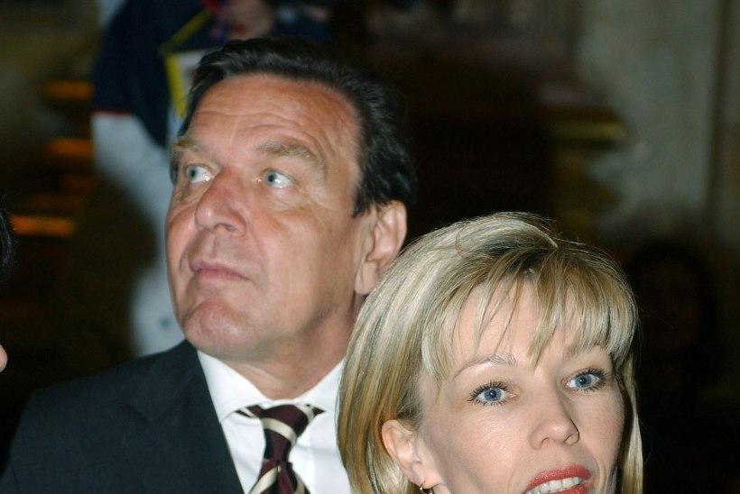 Schröderid läksid lõplikult lahku