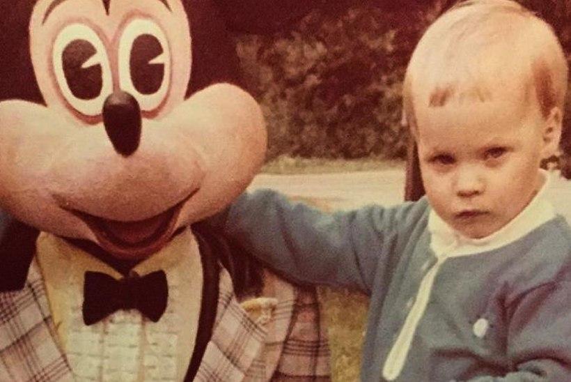 FOTO   Selline nägi Marilyn Kerro välja lapsepõlves