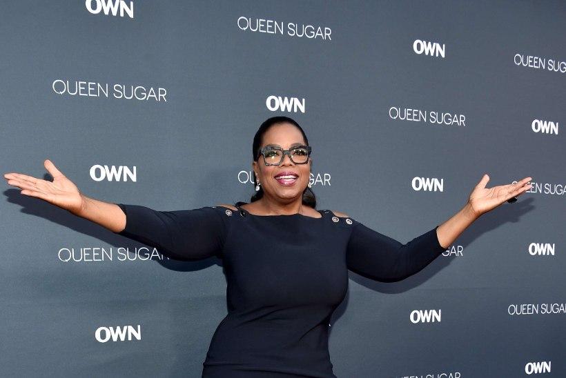 Oprah Winfrey kaotas Kaalujälgijate aktsiate kukkumise tõttu 117 miljonit!