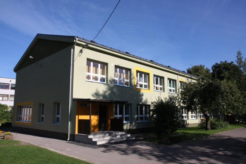 Tallinnas saavad tänavu korda kaheksa lasteaia fassaadid