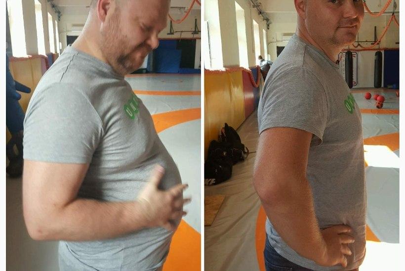 Tiit Sukk kaotas paari kuuga 8 kilo!