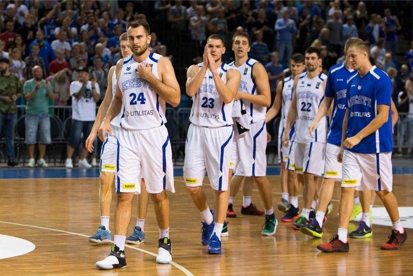 Karm reaalsus: kui Eesti korvpallurid saaksid alagrupis teise koha, ei annaks see ilmselt EM-piletit