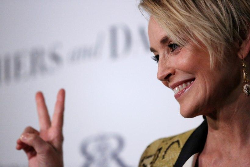Sharon Stone usub, et suri sekundi murdosaks