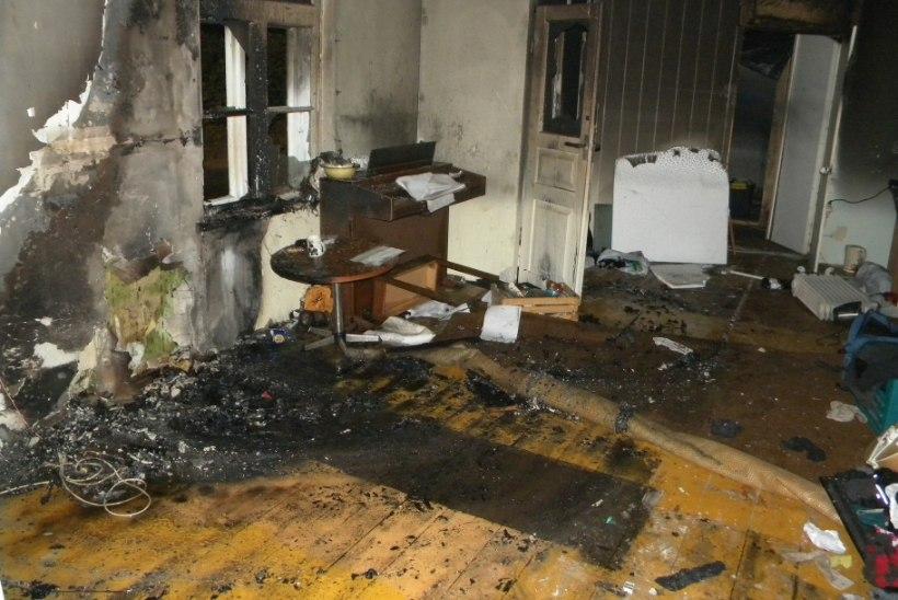 KRIMI, kokkuvõte reedel: tulesurmast päästeti noor mees!