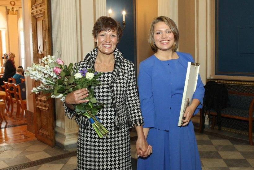 Anu Saagim: Erika Salumäe ja ta tütar Sirli on teinud tülist palagani!