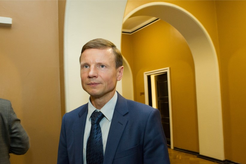 Aivar Sõerd: Kallase plaanitud kinnisvaramaksu võiks arutada, kuid maksukoormust tõsta ei tohi