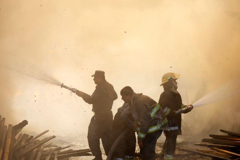 Plahvatus Hispaania kuurortlinnas